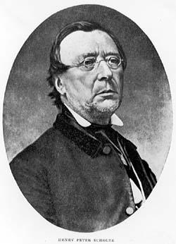 Hendrik Pieter Scholte
