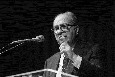 Mortimer Adler, Miami Book Fair International, 1988