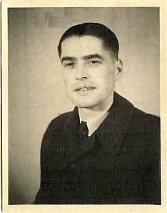 Mijn vader 1944 Berlijn, ziet er niet goed uit ..!