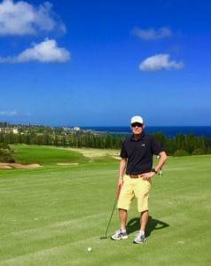 Plantaion Course Maui Hawaii