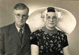 Jan Kloosterman en Geertruida Rottier