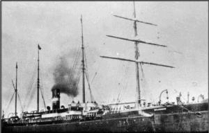 SS Spaarndam