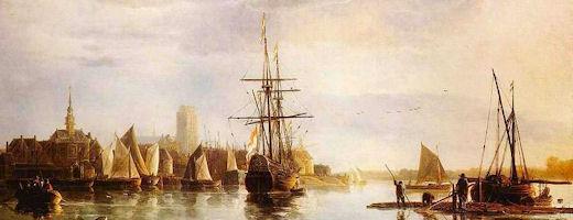 Aelbert Cuyp View of Dordrecht
