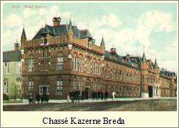 Chassé Kazerne Breda