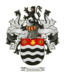 The Kloosterman Coat of Arms